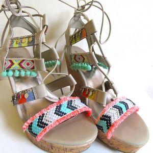 Madden Girl by Steve Madden Open Toe Sandals Strap
